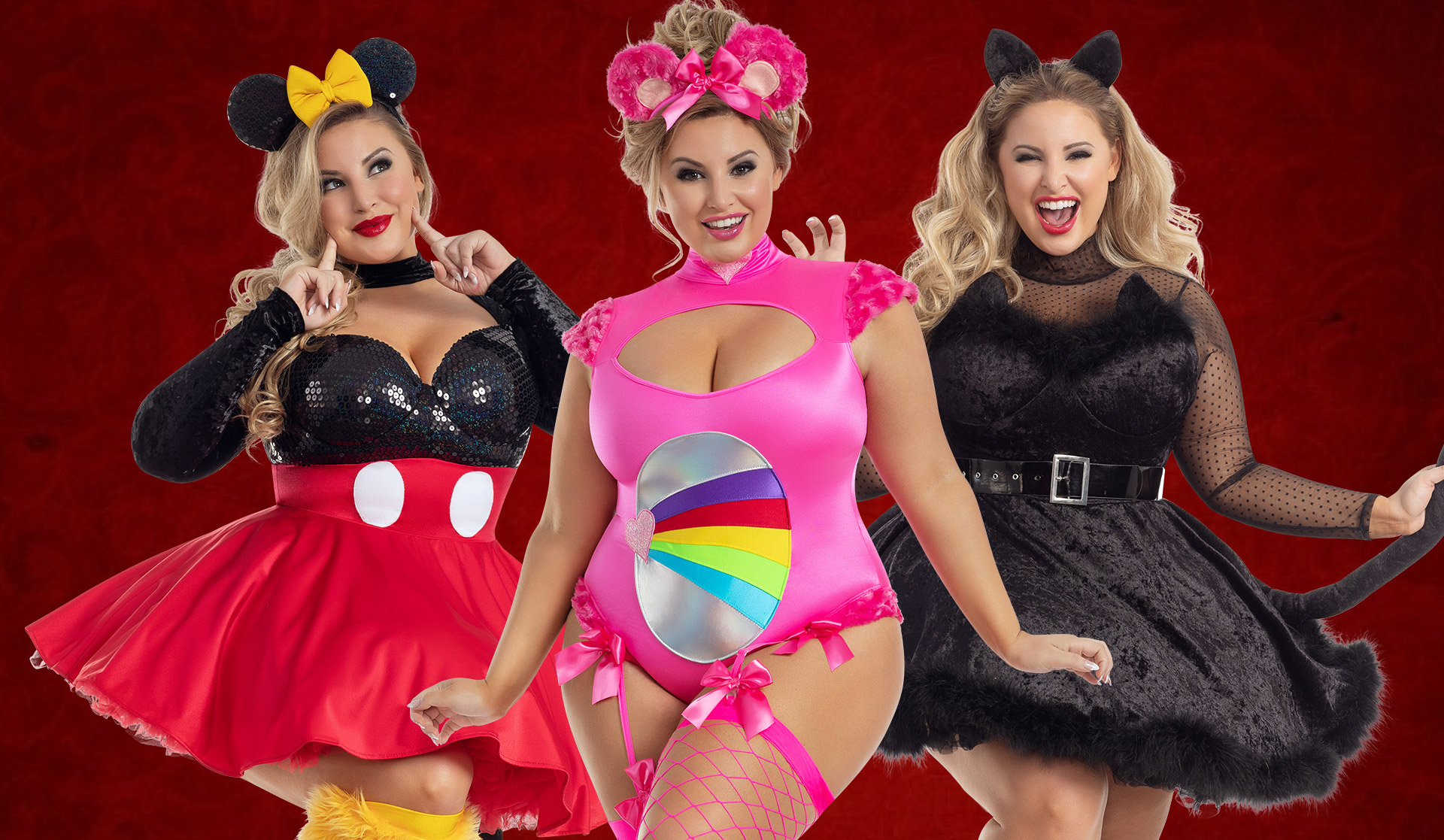 Party King Plus Size Costumes