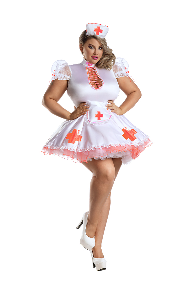 Party King PLUS Neon Dreams Nurse