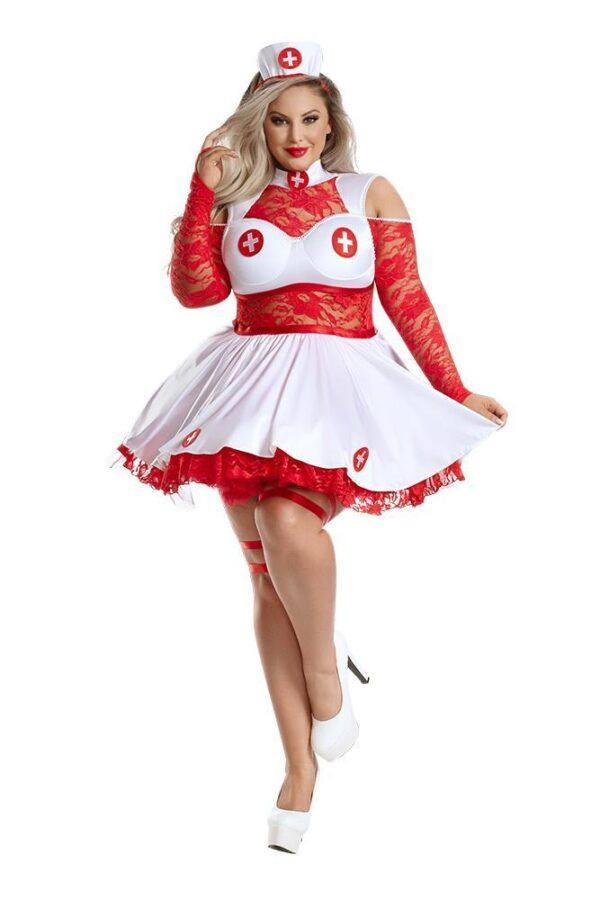 PLUS Nurse Lacey