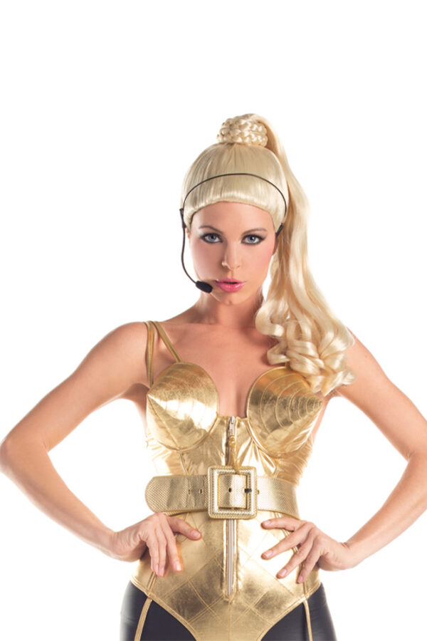 Party King 80's Diva Wig