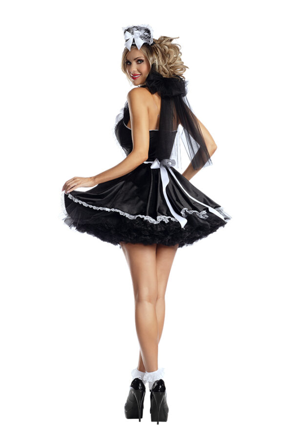 Party King L'Amour Maid Costume