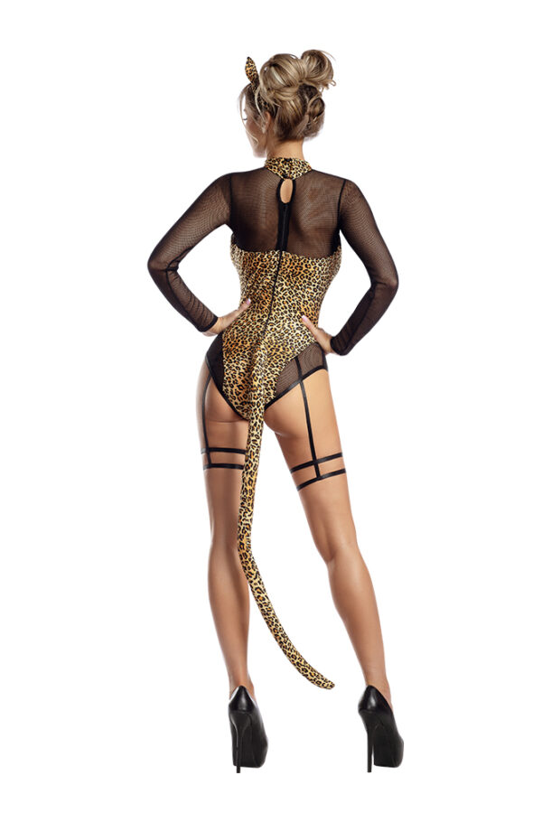 Party King PK2116 Meow Leopard Costume
