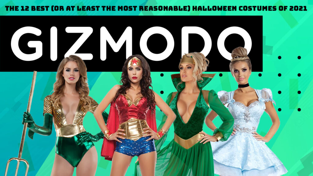 Gizmodo Party King & Starline Costumes